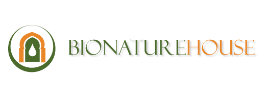 logo bionaturehouse manufucturer producer trader whole sale dealer import supplier export natural cosmetics argan organic oil vegan prickly pear seed oil saffron Taliouine spice Morocco