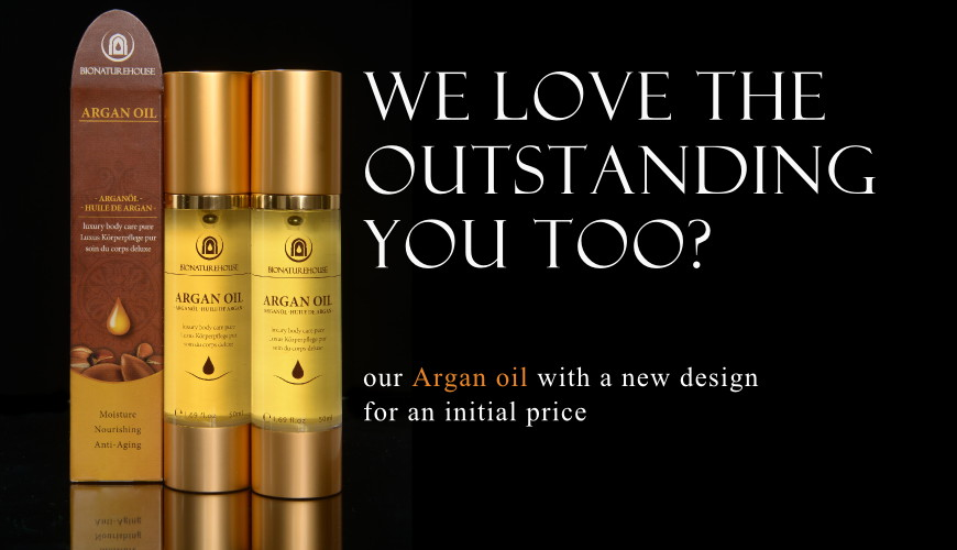 argan oil cosmetic luxury body care scin hair anti-aging airless flacon wholesale manufacturer deliverer organic cold pressed