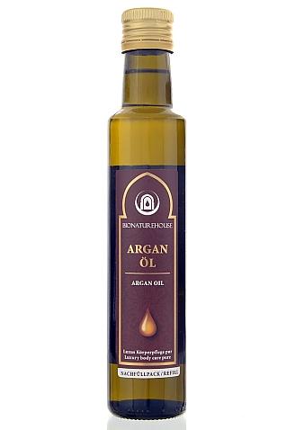 Premium Arganöl nativ bio basisöl kaltgepresst Körperpflegeöl anti aging Naturkosmetik Kabinettware grosshandel