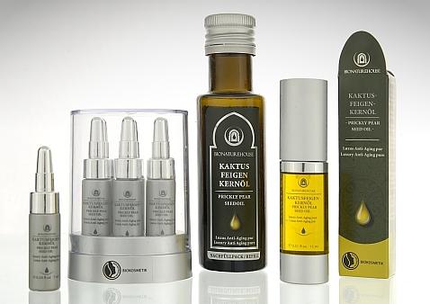 Premium Kaktusfeigenkernöl nativ bio pflanzenöl kosmetik Naturkosmetik anti aging grosshandel